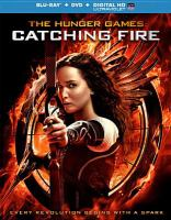 Cover image for The hunger games. Catching fire [videorecording Blu-ray]
