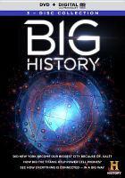 Imagen de portada para Big history [videorecording DVD]