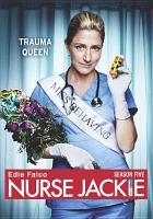 Cover image for Nurse Jackie. Season 5, Complete [videorecording DVD]