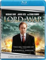 Cover image for Lord of war [videorecording Blu-ray]