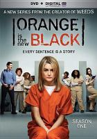 Cover image for Orange is the new black. Season 1, Complete [videorecording DVD]