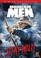 Cover image for Mountain men. Season 2, Complete [videorecording DVD].