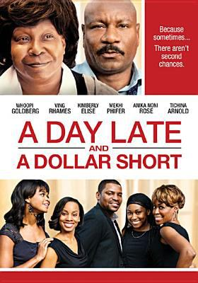Cover image for A day late and a dollar short