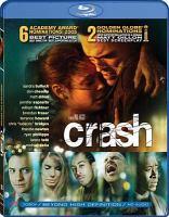 Cover image for Crash [videorecording Blu-ray]