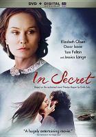 Cover image for In secret [videorecording DVD]