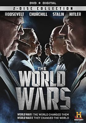 Cover image for The world wars [videorecording DVD]