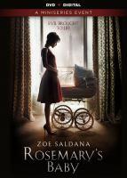 Cover image for Rosemary's baby [videorecording DVD] : (Zoe Saldana version)