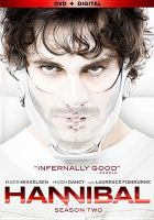 Cover image for Hannibal. Season 2, Complete [videorecording DVD]