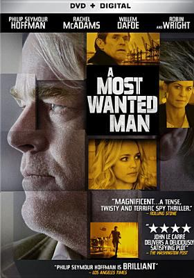 Cover image for A most wanted man [videorecording DVD]