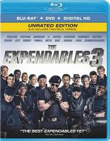 Cover image for The expendables 3 [videorecording Blu-ray]