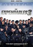 Cover image for The expendables 3 [videorecording DVD]