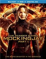 Cover image for The hunger games. Mockingjay. Part 1 [videorecording Blu-ray]