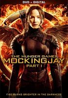 Cover image for The hunger games. Mockingjay, Part 1 [videorecording DVD]