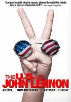 Cover image for The U.S. vs John Lennon