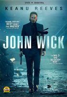 Cover image for John Wick [videorecording DVD]