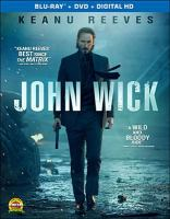 Cover image for John Wick [videorecording Blu-ray]