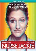 Cover image for Nurse Jackie. Season 6, Complete [videorecording DVD]