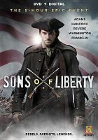 Cover image for Sons of liberty [videorecording DVD]