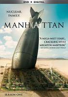 Cover image for Manhattan. Season 1, Complete [videorecording DVD]