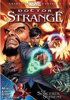 Cover image for Doctor Strange the sorcerer supreme