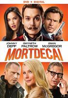 Cover image for Mortdecai [videorecording DVD]