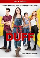 Cover image for The DUFF [videorecording DVD]