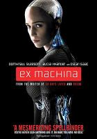Cover image for Ex machina [videorecording DVD]