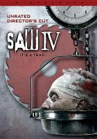 Cover image for Saw IV