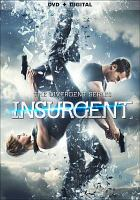 Cover image for Insurgent [videorecording DVD] : Divergent series
