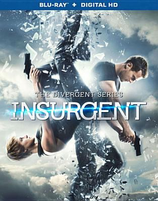 Cover image for Insurgent [videorecording Blu-ray] : Divergent series
