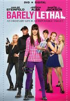 Cover image for Barely lethal [videorecording DVD]