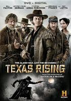 Cover image for Texas rising [videorecording DVD]