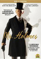 Cover image for Mr. Holmes [videorecording DVD]