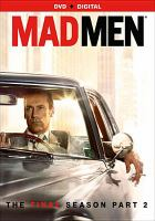 Cover image for Mad men. Season 7, part 2 [videorecording DVD] : the final season