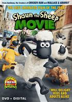 Cover image for Shaun the sheep movie [videorecording DVD]