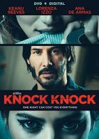 Cover image for Knock knock [videorecording DVD]