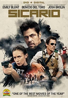 Cover image for Sicario [videorecording DVD]