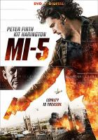 Cover image for MI-5 [videorecording DVD] (Peter Firth version)