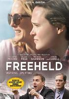 Cover image for Freeheld [videorecording DVD]