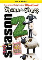 Cover image for Shaun the sheep. Season 2, Complete [videorecording DVD]