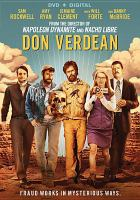 Cover image for Don Verdean [videorecording DVD]