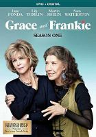 Cover image for Grace and Frankie. Season 1, Complete [videorecording DVD]