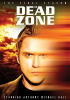 Cover image for The dead zone. Season 6, Disc 1
