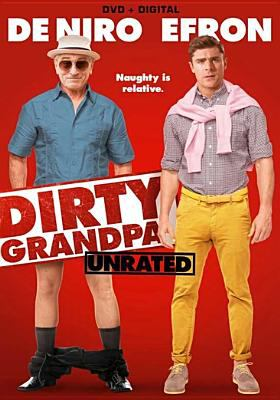 Cover image for Dirty grandpa [videorecording DVD]