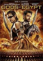 Cover image for Gods of Egypt [videorecording DVD]