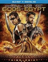 Cover image for Gods of Egypt [videorecording Blu-ray]