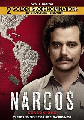Cover image for Narcos. Season 1, Complete [videorecording DVD