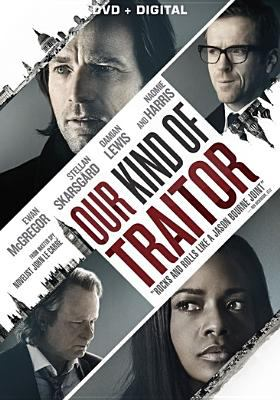 Cover image for Our kind of traitor [videorecording DVD]