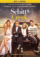 Cover image for Schitt's Creek. Seasons 1 & 2 [videorecording DVD]