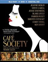Cover image for Café society [videorecording DVD]